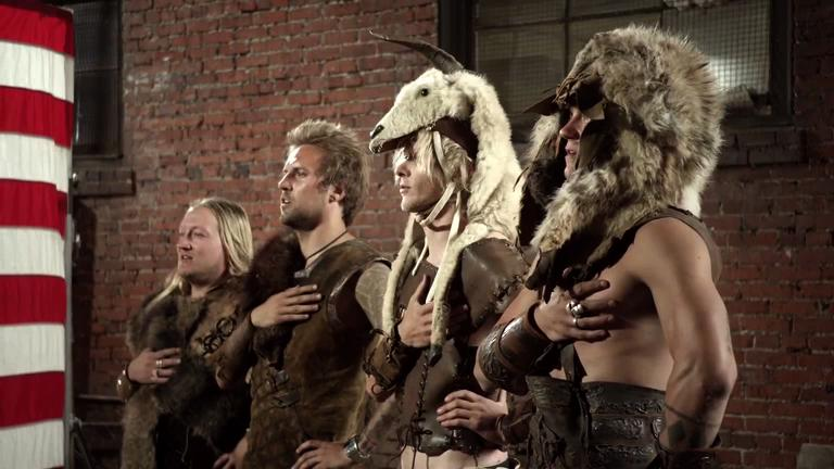 "The Dudesons In America ""Pledge"""