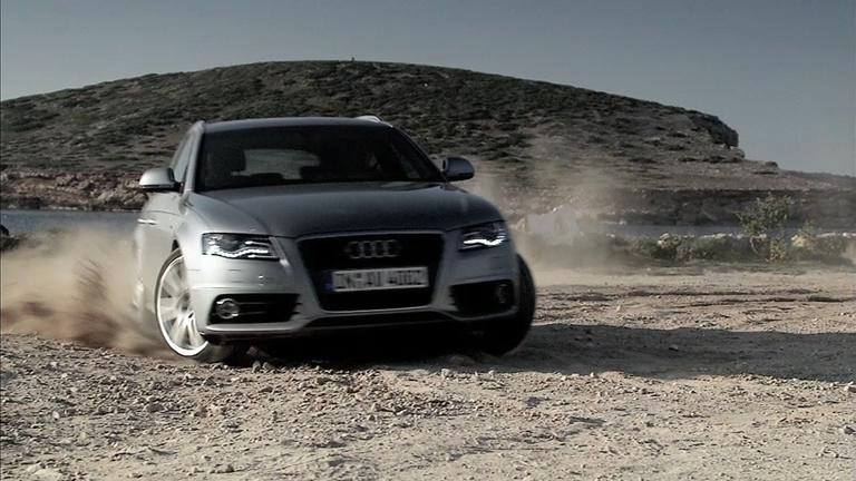 "Audi A6 ""The Mission"""