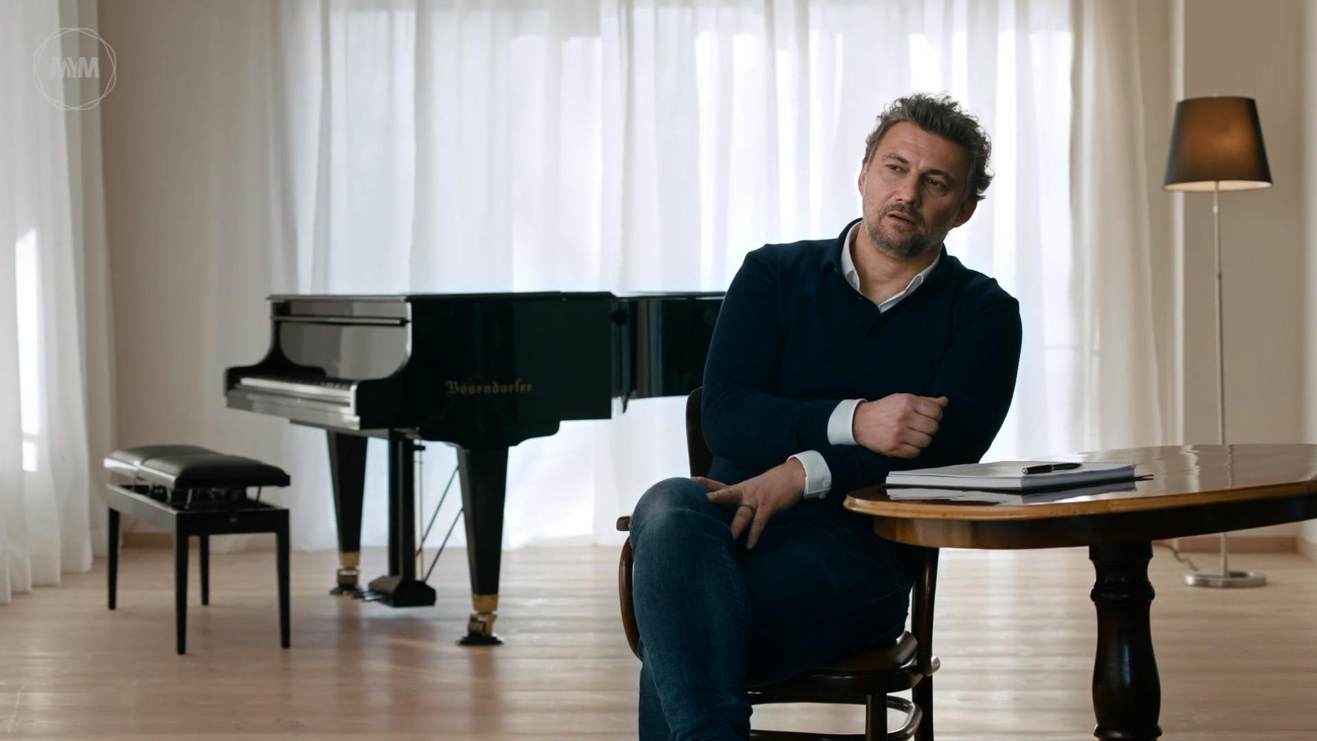 "Meet Your Master ""Jonas Kaufmann"""