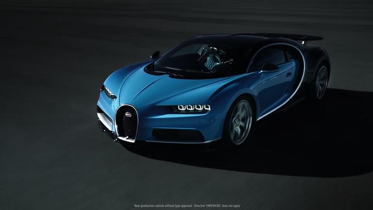 "Bugatti Chiron ""The Ultimate"""