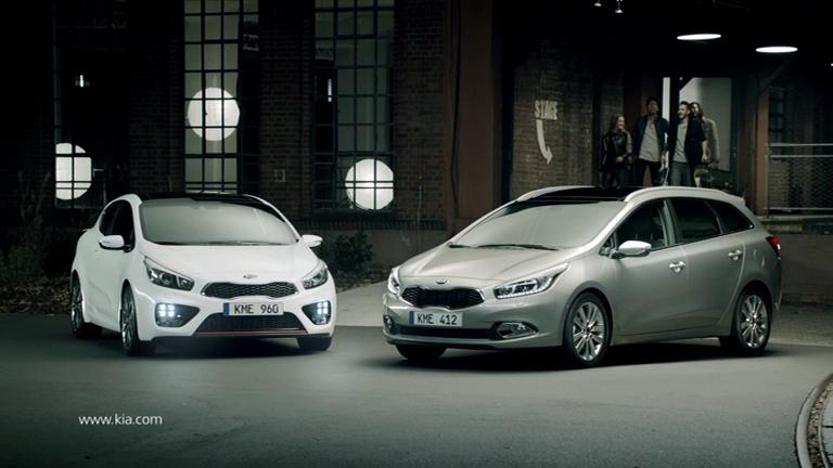 "KIA CEE'D ""After Show"""