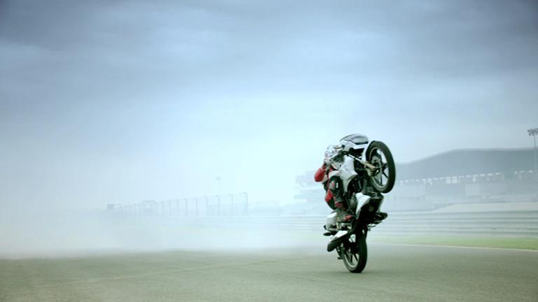 "TVS Apache 180 ""Chase"""